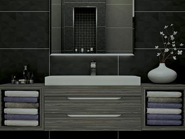 Devis meuble salle de bains à Herblay