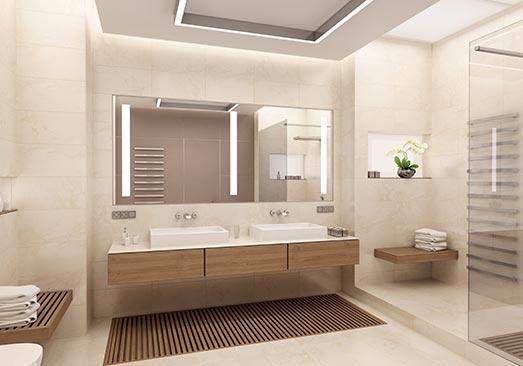 meuble de salle de bain à Bordeaux